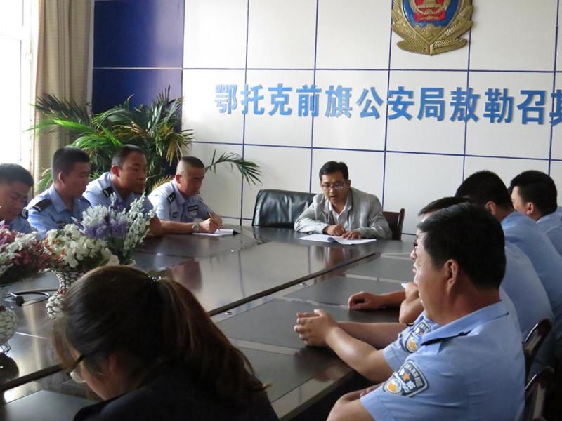 鄂前旗院侦监科四项举措确保对公安派出所的执法监督取得实效